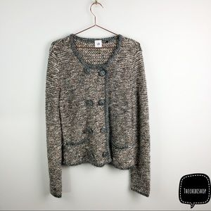 cabi 3016 Ritz double breasted Sweater Jacket